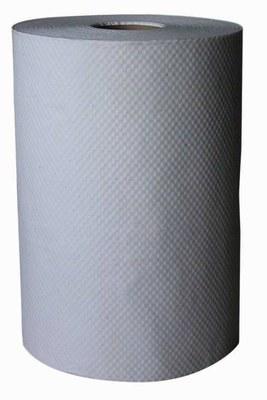 White Roll Towel 6x600'
