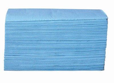 Blue Windshield Towels