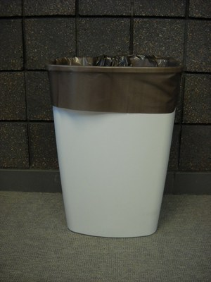 33 Gallon Trash Can Liner - Brown