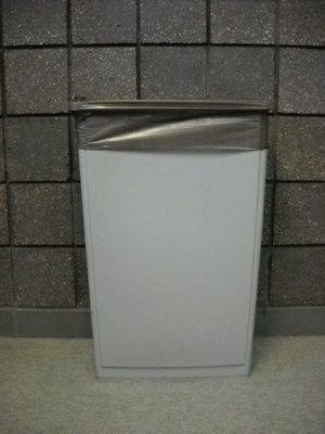 39 Gallon Trash Can Liner - Brown